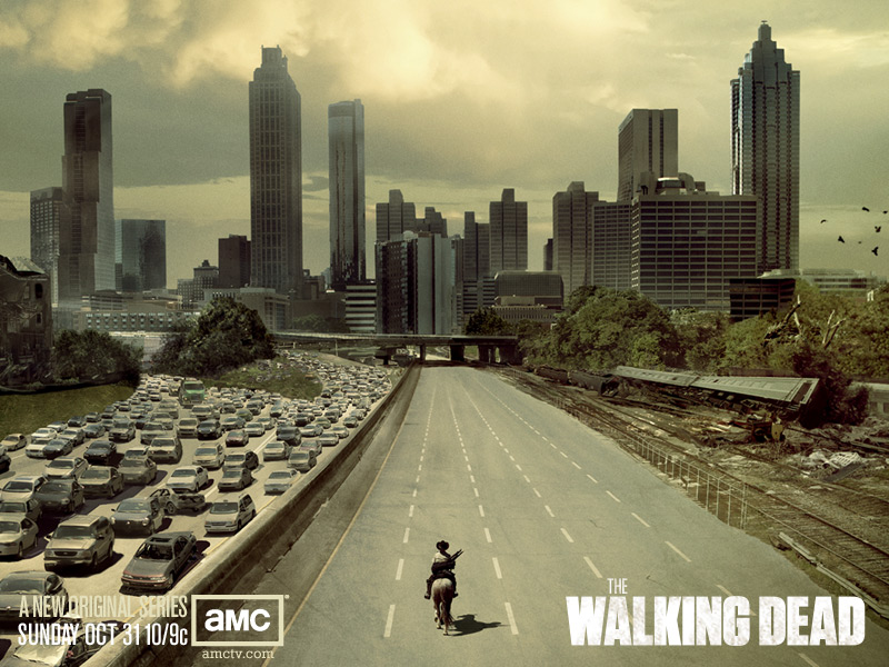 The Walking Dead.