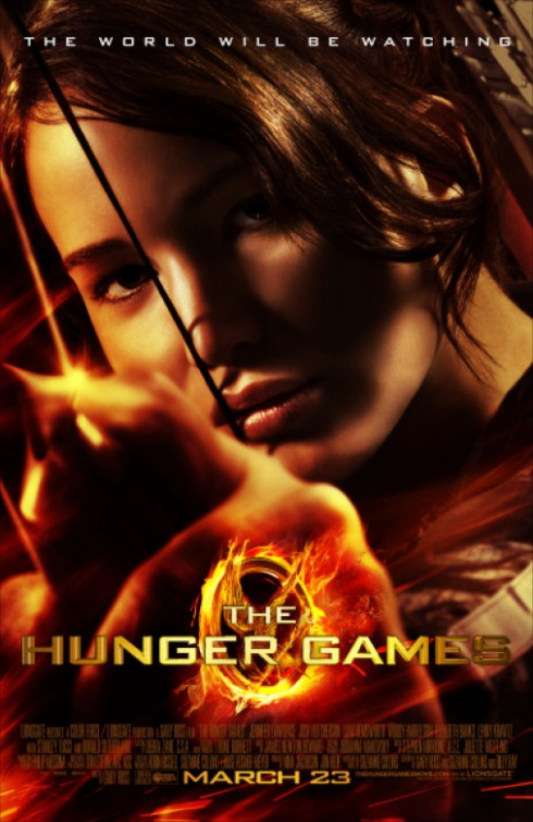 Movie Review-The Hunger Games