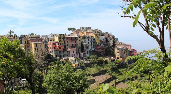Cinque Terre-Corniglia to Vernazza.