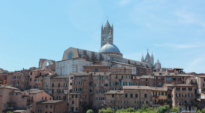 Exploring Siena and San Gimignano