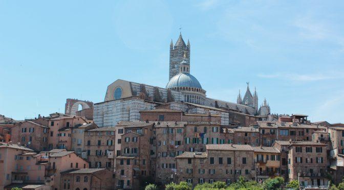 Exploring Siena and San Gimignano