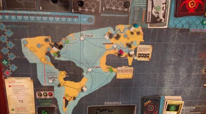 Pandemic Legacy Season 2-April