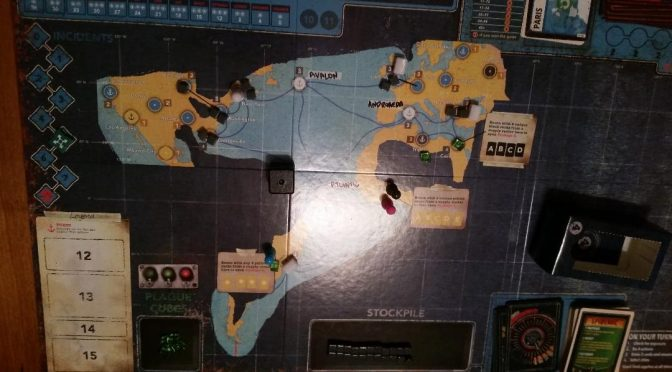 Pandemic Legacy 2-February