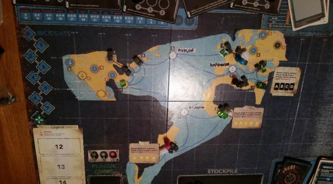 Pandemic Legacy 2-March