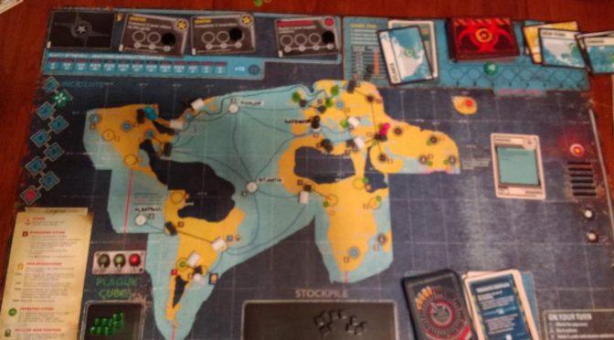 Pandemic Legacy 2-June-The Hollow Men Arrive