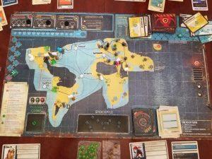 Pandemic Legacy 2: July & August  | GarbledSyntax