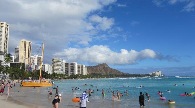 Hawaii Day 1!! Chicago to Waikiki