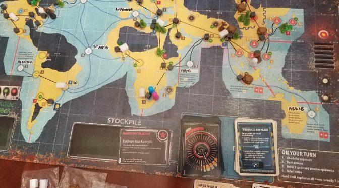 Pandemic Legacy 2: December