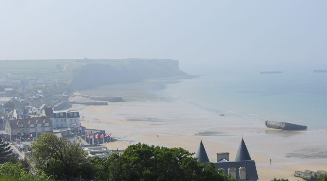 France Day 6: Normandy