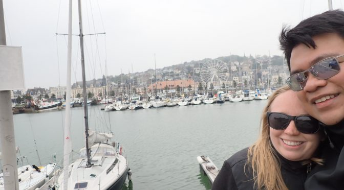 France Day 5: Exploring Deauville & Trouville