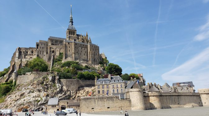 France Day 8: Mont Saint Michel